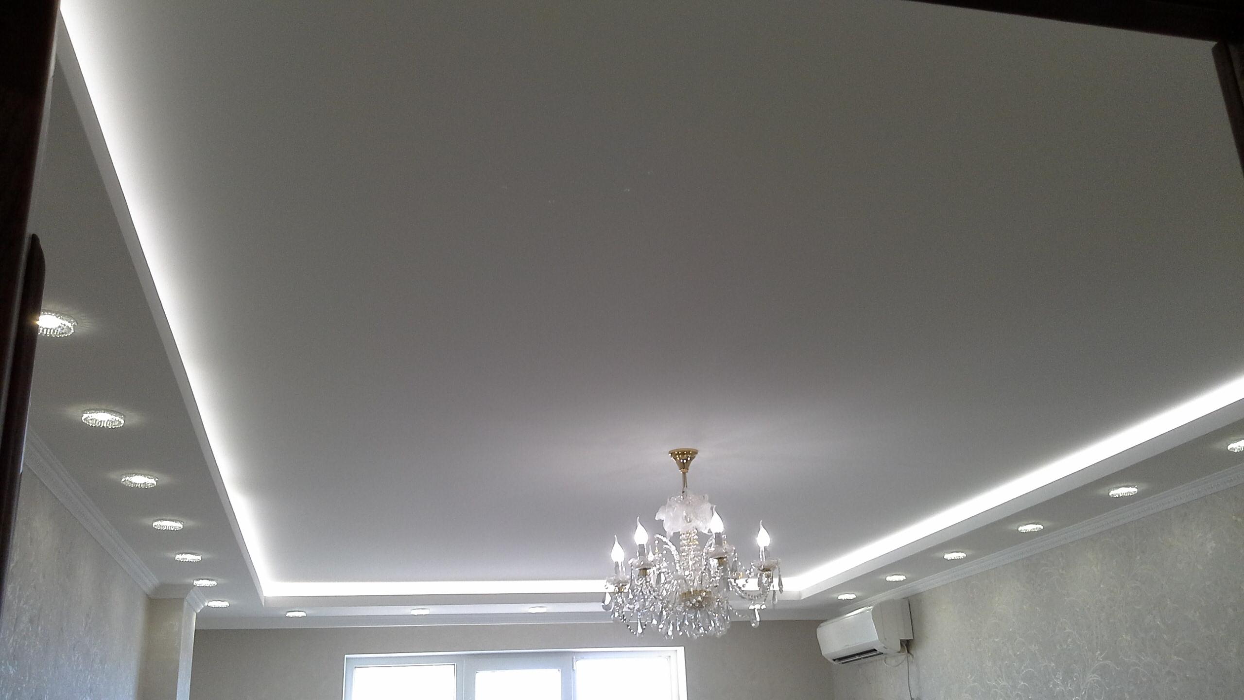 Тканевые натяжные потолки | Фасады кухоньФасады кухонь